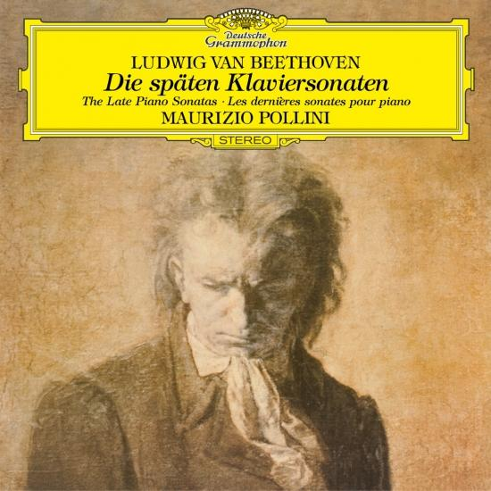 Cover Beethoven: The Late Piano Sonatas Nos. 28-32