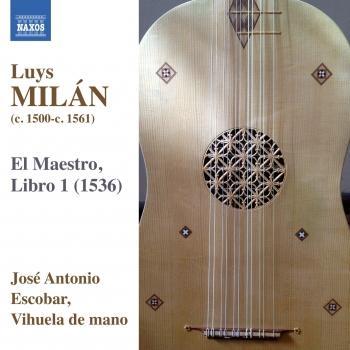 Cover Milán: El Maestro