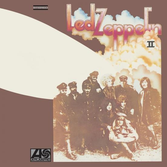 Cover Led Zeppelin II (Standard Edition - Remastered)