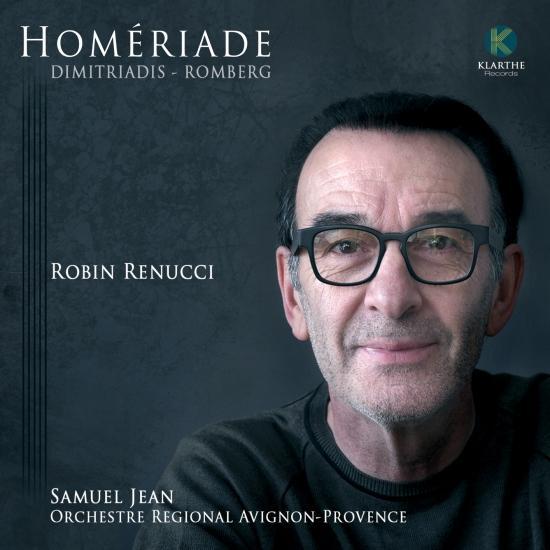 Cover Homériade