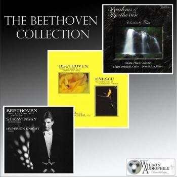 Cover The Beethoven Collection