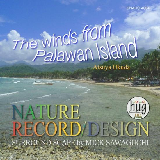 Cover The winds from Palawan Island