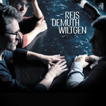 Cover Reis Demuth & Wiltgen Trio