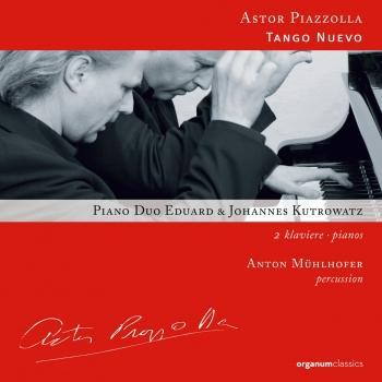 Cover Astor Piazzolla: Tango Nuevo