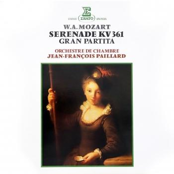 Cover Mozart: Serenade, K. 361 'Gran Partita' (Remastered)