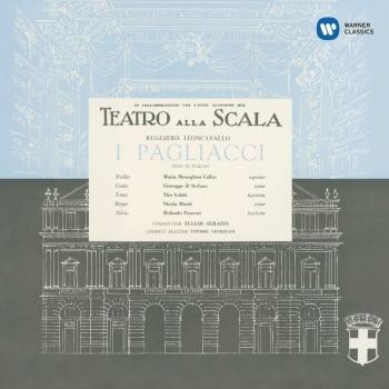 Cover Leoncavallo: I pagliacci (1954 - Serafin) - Callas Remastered