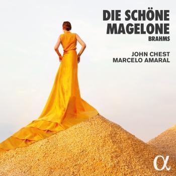 Cover Brahms: Die schöne Magelone, Op. 33