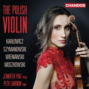 Cover The Polish Violin