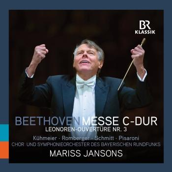 Cover Beethoven: Mass in C Major & Leonore Overture No. 3 (Live)