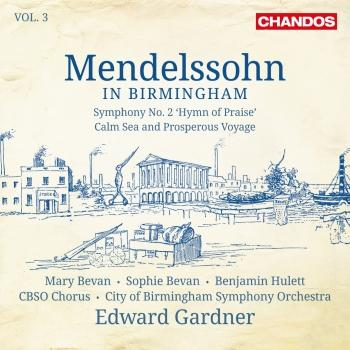 Cover Mendelssohn in Birmingham, Vol. 3