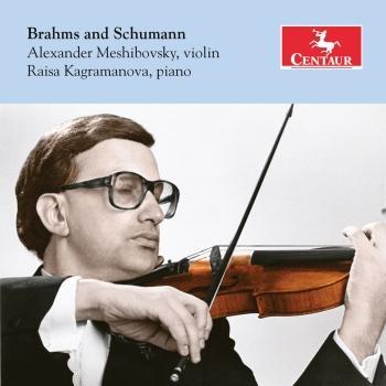 Cover Brahms & Schumann: Violin Sonatas