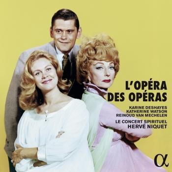 Cover L'opéra des opéras