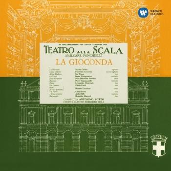 Cover Ponchielli: La Gioconda (1959 - Votto) - Callas Remastered