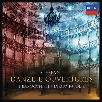 Cover Steffani: Danze e Ouvertures