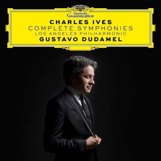Cover Charles Ives: Complete Symphonies