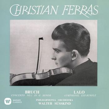 Cover Bruch: Violin Concerto No. 1, Op. 26 - Lalo: Symphonie espagnole, Op. 21 (Remastered)