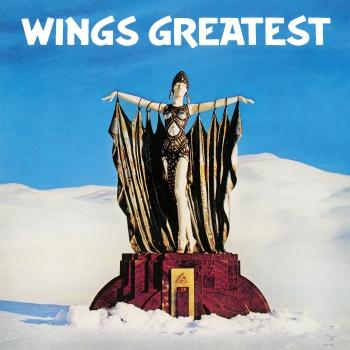 Cover Wings Greatest (Remastered)