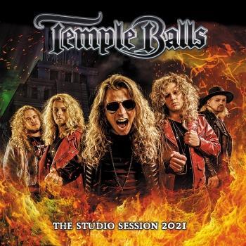 Cover The Studio Session 2021 (Live)