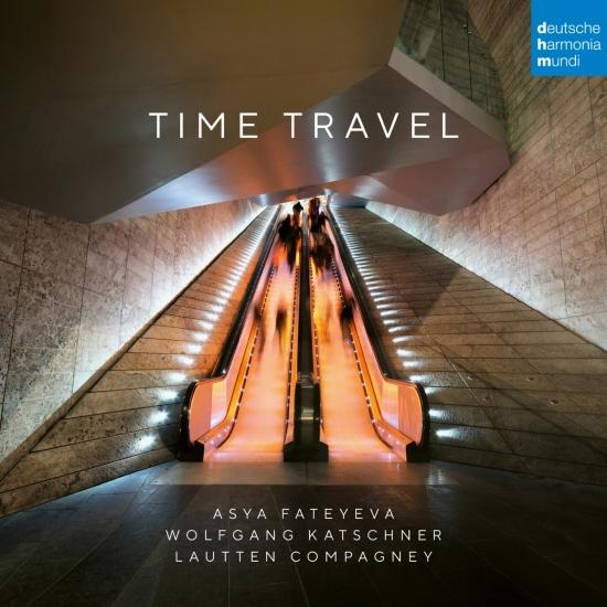 Cover Time Travel