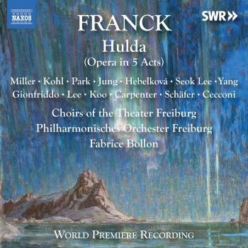 Cover Franck: Hulda, FWV 49 (Original Version)