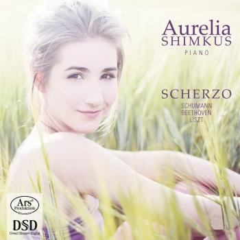 Cover Scherzo: Schumann / Beethoven / Liszt