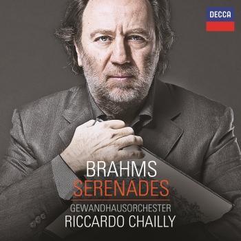 Cover Brahms: Serenades