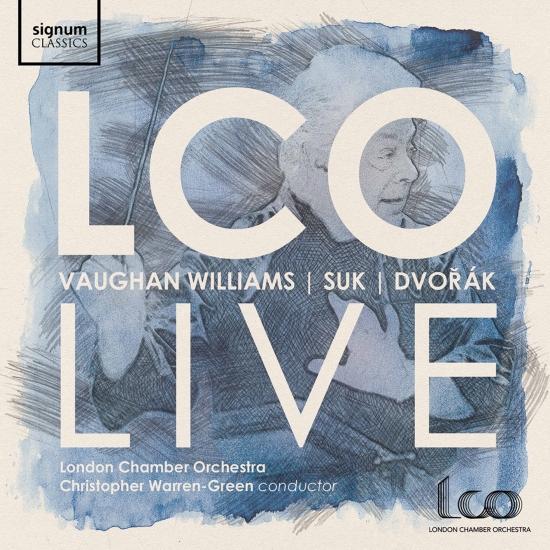 Cover LCO Live: Vaughan Williams, Suk, Dvořák
