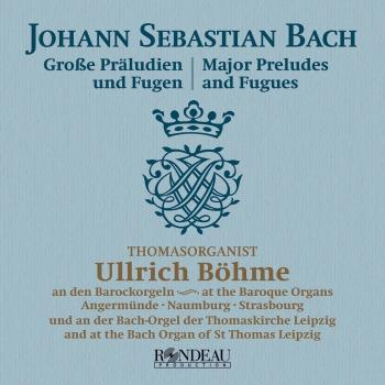 Cover J.S. Bach: Major Preludes & Fugues