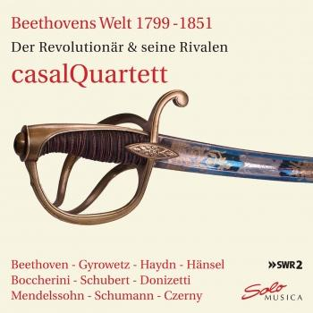 Cover Beethovens Welt 1799-1851: Der Revolutionär & seine Rivalen