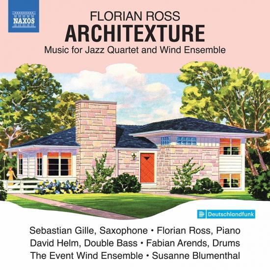 Cover Florian Ross: Architexture