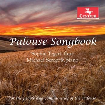 Cover Palouse Songbook