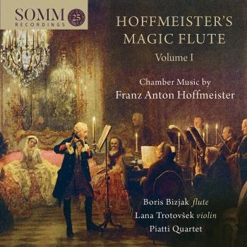 Cover Hoffmeister's Magic Flute, Vol. 1 (Live)