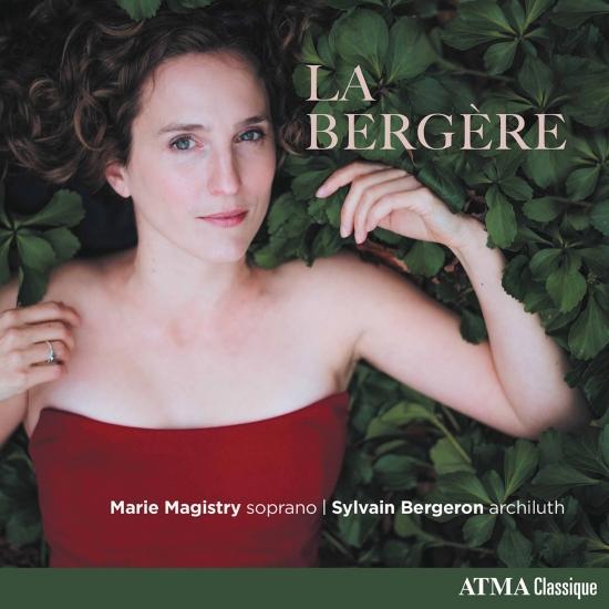 Cover La bergère