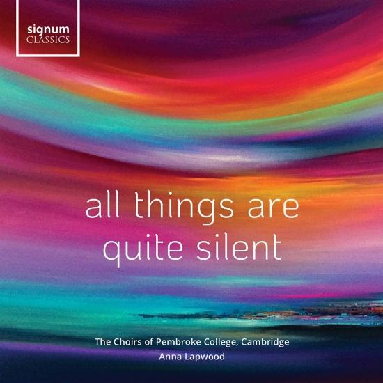 Cover All Things Are Quite Silent