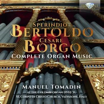 Cover Bertoldo & Borgo: Complete Organ Music