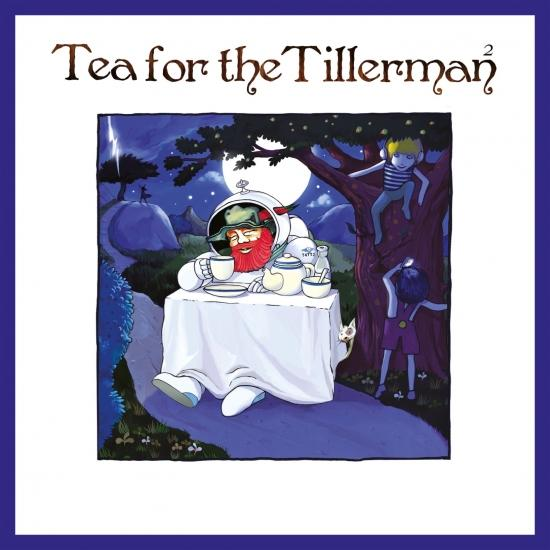 Cover Tea For The Tillerman²