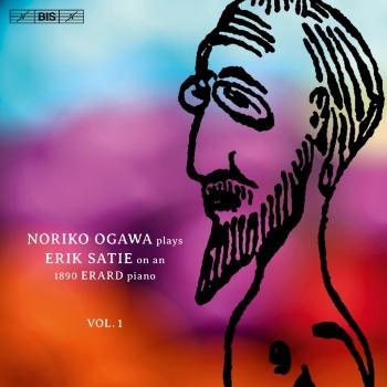 Cover Satie: Piano Music, Vol. 1