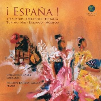 Cover ¡ España !