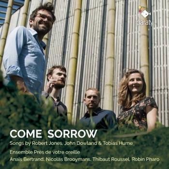 Cover Come Sorrow
