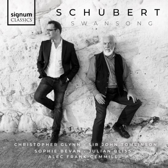 Cover Schubert: Swansong