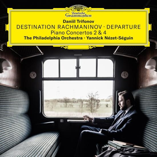 Cover Destination Rachmaninov: Departure