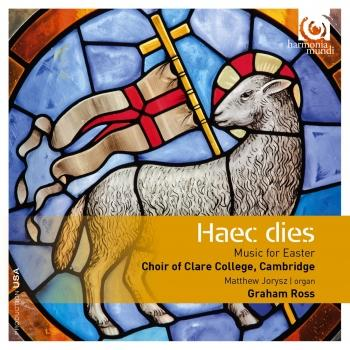Cover Haec dies: Music for Easter