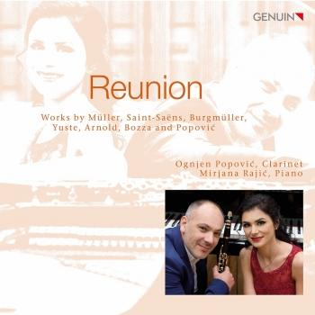 Cover Reunion: Works by Müller, Saint-Saëns & Others