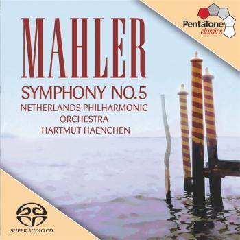 Cover Mahler Symphony No. 5