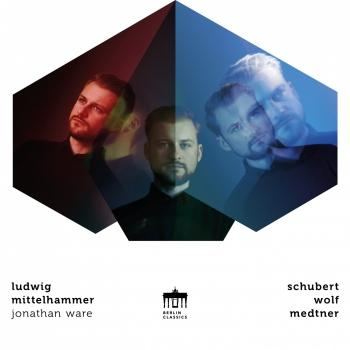 Cover Schubert - Wolf - Medtner