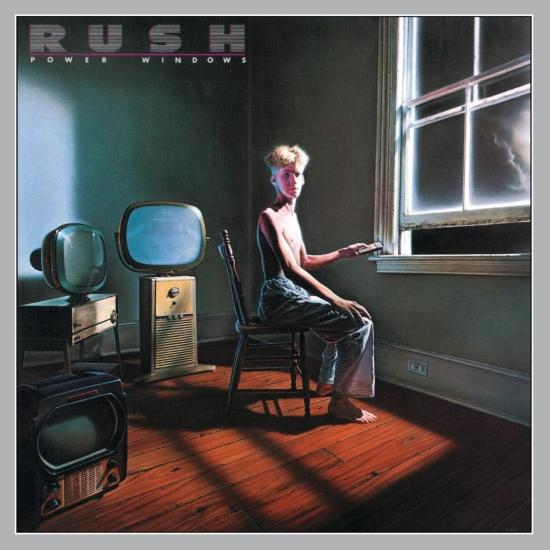 Cover Power Windows (40th Anniversary Remaster 2015)