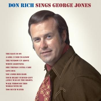 Cover Don Rich Sings George Jones (Remastered)