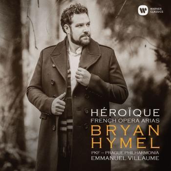 Cover Héroïque - French Opera Arias