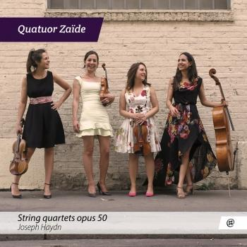 Cover Joseph Haydn: String Quartets, Op. 50