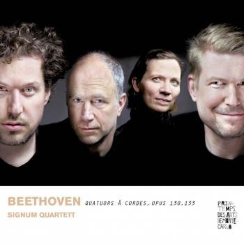 Cover Beethoven - Quatuors à cordes Opus 130 & 133